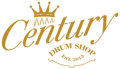 Century Drum Shop Retina Logo